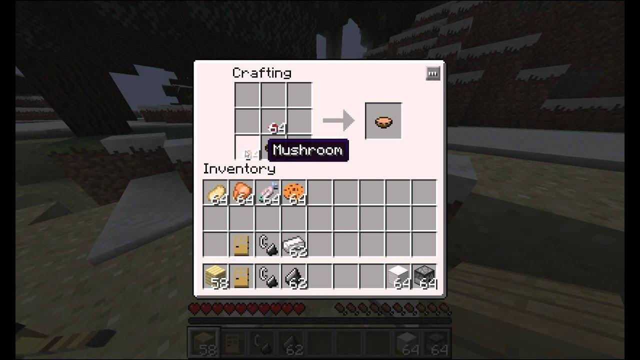 Como Fazer Sopa-porta- Esqueiro Minecraft