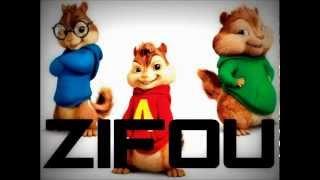 """Chipmunks """"Zifou Dans Mon Verre"""""""