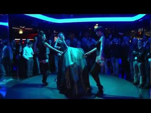 Scooter BMW Concept C au VIP Room mars 2011 version intégrale
