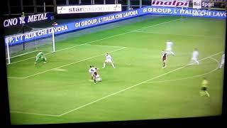 Gol belotti Torino cosenza
