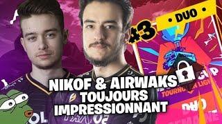 #3 QUALIFICATION DUO DEMI FINALE WORLD CUP ► NIKOF & AIRWAKS TOUJOURS IMPRESSIONNANT - partie 3