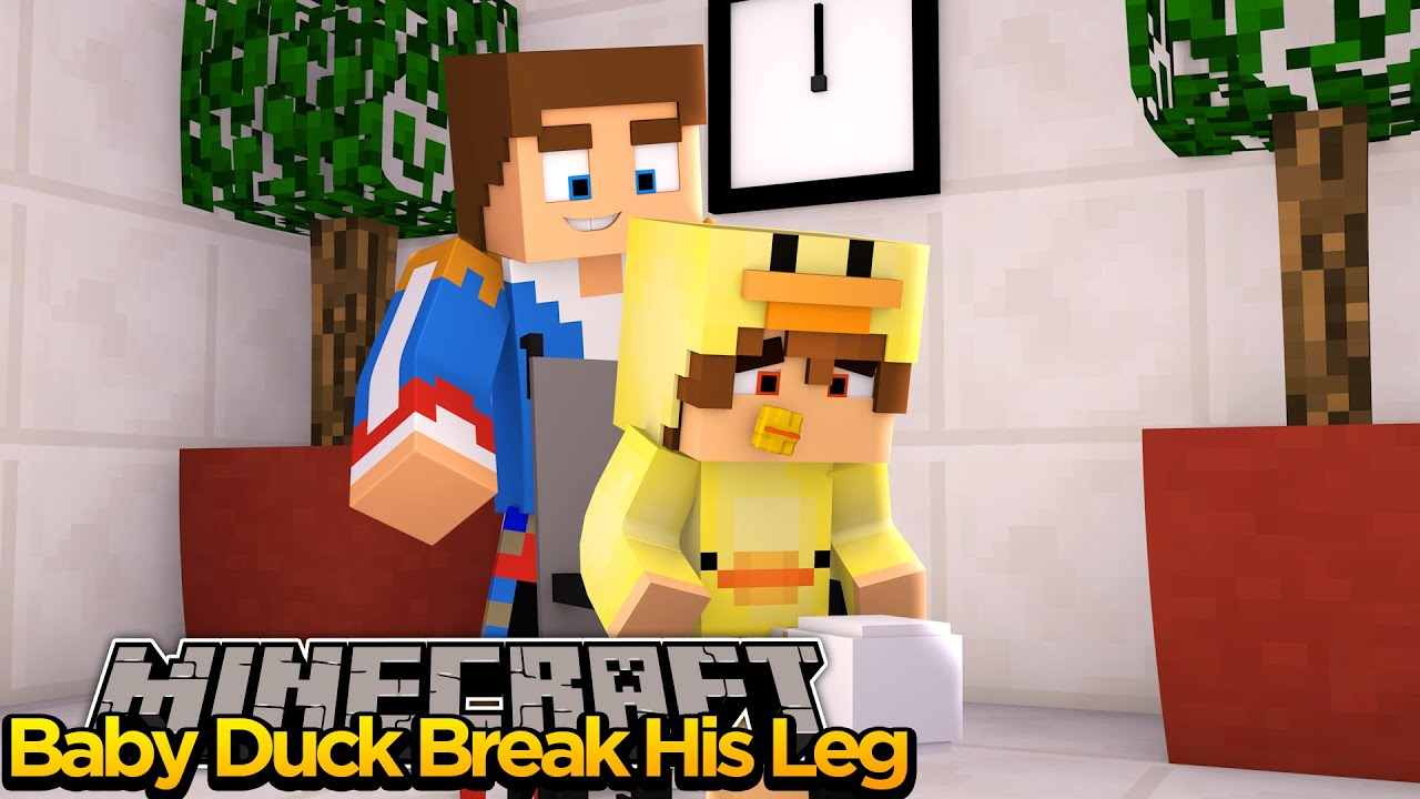 how to make minecraft legs