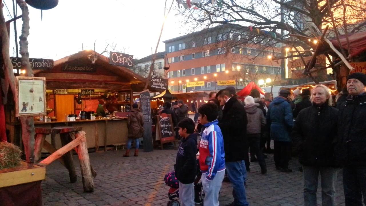 Weihnachtsmarkt Fürth.Eleya Beim Mittelalterlichen Weihnachtsmarkt Zu Fürth 18 12 2016