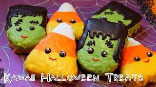 Kawaii Halloween Treats