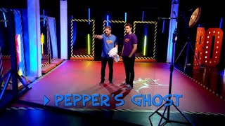💥Boom! Hologram Ysbryd Pepper
