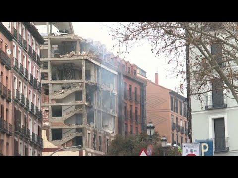 وقوع انفجار كبير في مبنى في وسط العاصمة الإسبانية مدريد (شهود)…  - نشر قبل 45 دقيقة