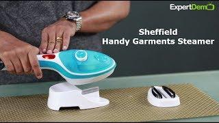 Sheffield Garment Steamer Detailed Demonstration Video in Hindi