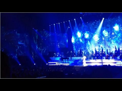Celine Dion - The Reason - Live in Las Vegas JAN 9 2013