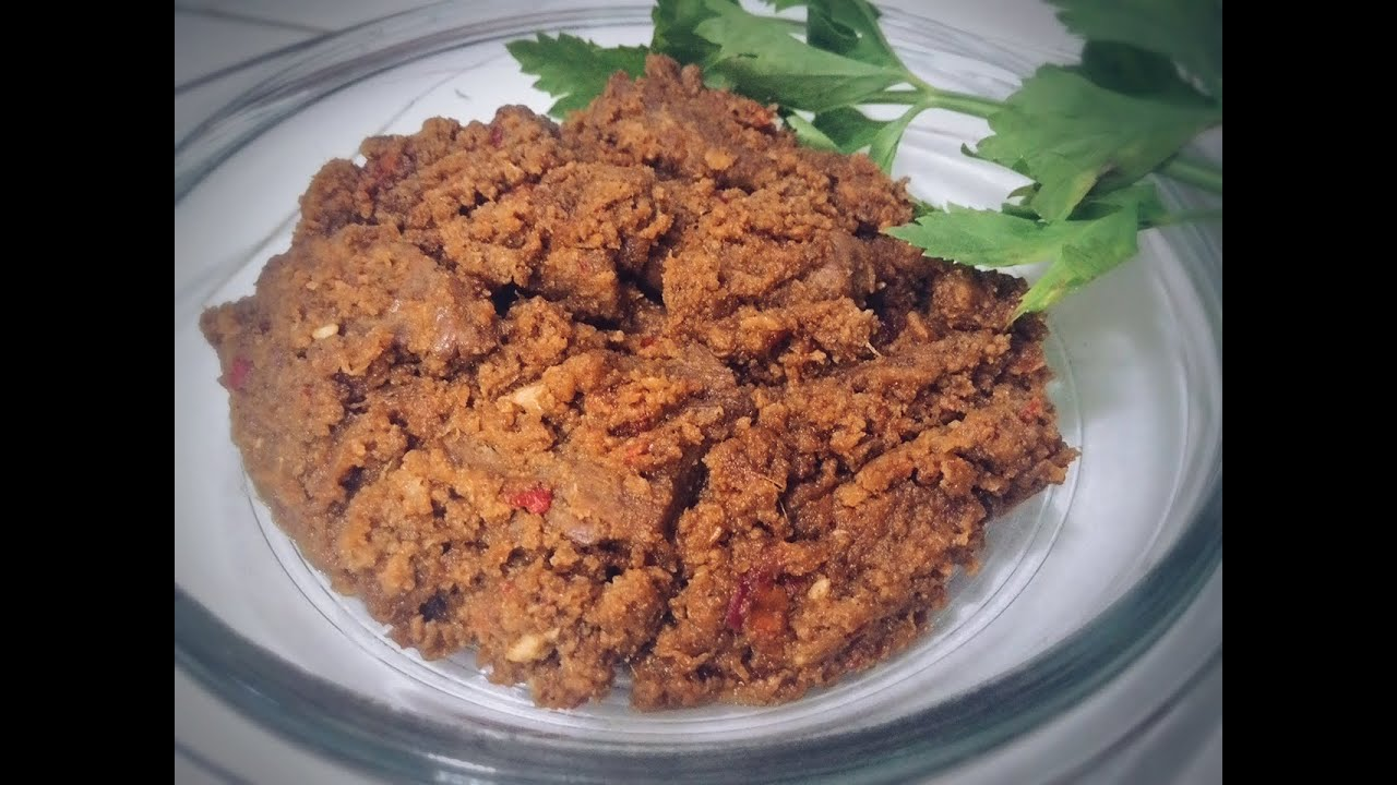 resep lapis daging special so delicious tanpa kuah   youtube