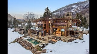 2950 Booth Creek Drive, Vail, Colorado 81657 • Setting a New Bar for Luxury Living in Vail, Colorado