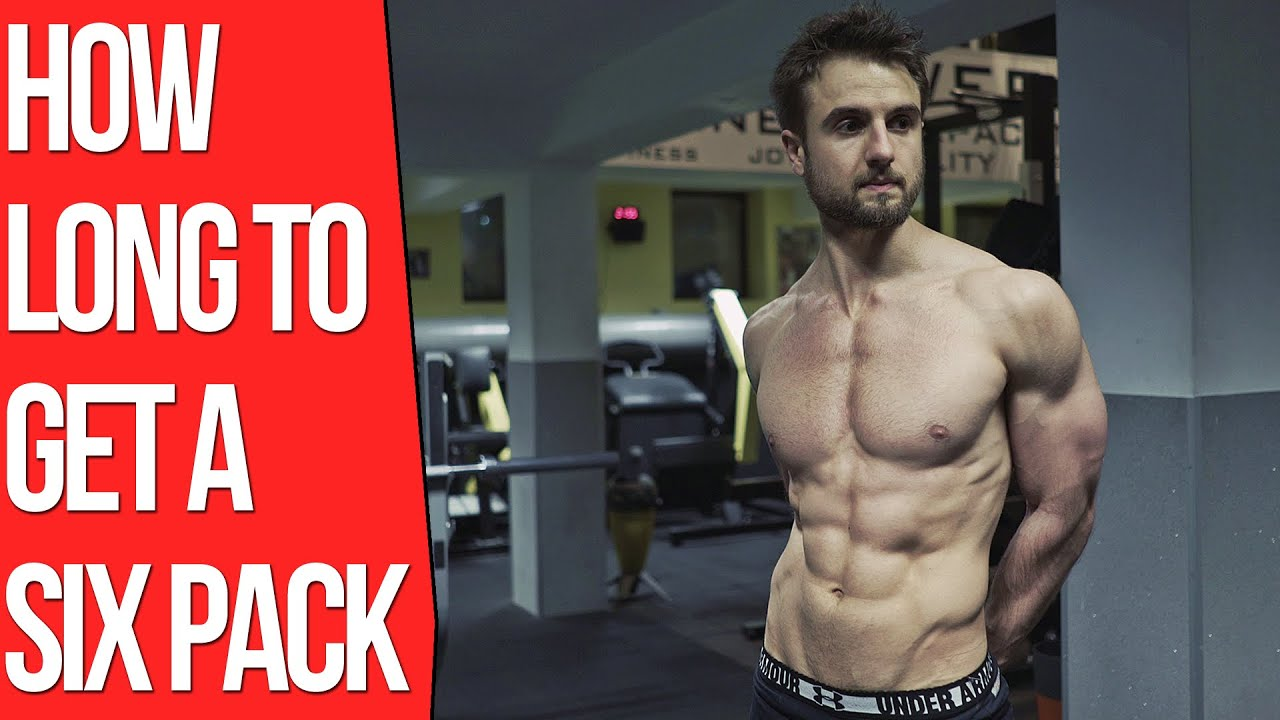How to really get a six pack