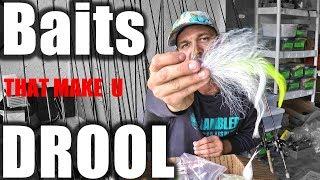FISHING LURES that Make you DROOL ~ Hog Farmer Baits Review