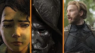MORE Telltale Layoffs + Footage of Amazon's MMO Leaks + Chris Evans Done As Captain America?