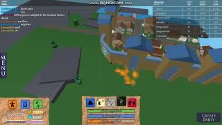ROBLOX elemental battlegrounds thewarninja501 caught speed exploting