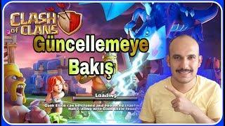 KÖY BİNASI 12 GELDİ GÜNCELLEMEYE BAKIŞ Clash Of Clans