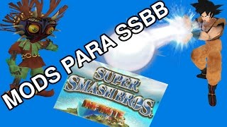 Como instalar Super Smash bros Infinite (Mod)
