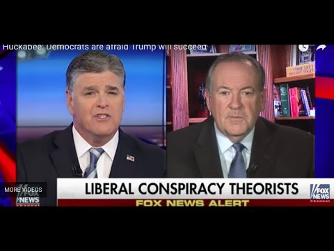 JAW DROPPING! MIKE HUCKABEE JUST EXPLODED ON HANNITY!