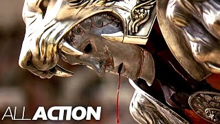 Defeating the Undefeated Gladiator | Gladiator | All Action