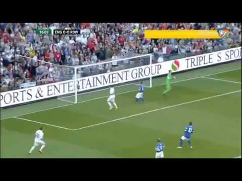 Soccer Aid 2014 Full Match | England Vs Rest Of The World (First Half)