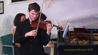 Duo Meltzer-Troisi esegue C. Saint-Saëns - Introduzione e Rondò Capriccioso