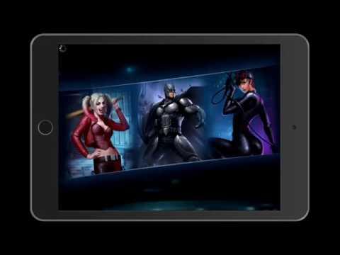 Игра Injustice 2 геймплей (gameplay) HD качество