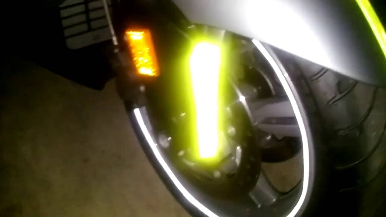 Reflective tape for motorcycle youtube reflective tape for motorcycle aloadofball Choice Image