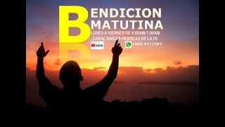 BENDICIÓN MATUTINA 21 DE NOVIEMBRE CONOZCA LOS MACABEOS
