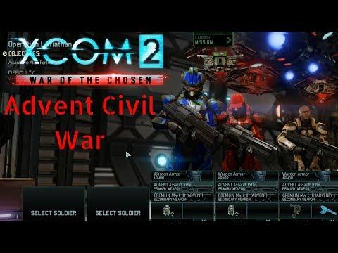 Xcom 2 WoTC Advent Civil War w/ Jet Sun Part 57: Class Overview