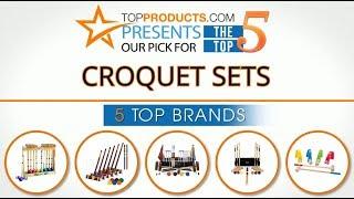 Best Croquet Set Reviews 2017 – How to Choose the Best Croquet Set