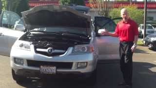 2006 Acura MDX review - In 3 minutes you'll be an expert on the 2006 MDX