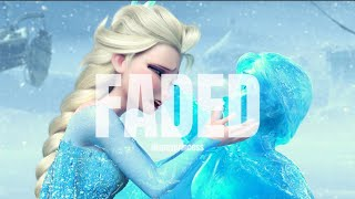 Faded Alan Walker - Frozen Music Video