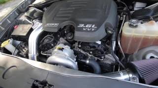 RIPP Supercharged 3.6 Dodge Charger Walk Through - Episode 1