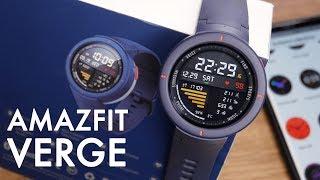 Обзор Xiaomi Amazfit Verge - неужели это лучшие смарт часы?