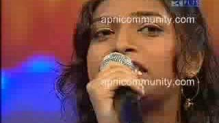 Saptaparna/Roshni - Voice of India 2 - Jiya Jale
