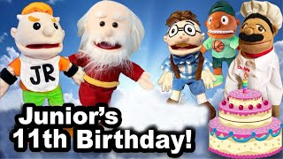 SML Movie: Bowser Junior's 11th Birthday!