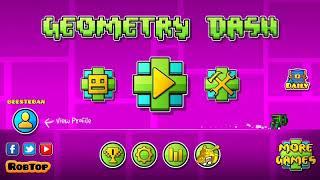 Geometry Dash 2.11 hackeado (inmortalidad)(todo desbloqueado)