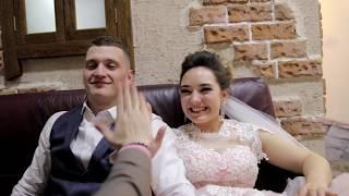 Кирилл & Екатерина #19.04.2019 | «ХРУСТАЛЬ» Праздничное агентство | Свадьба Тюмень