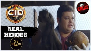 Mystery Behind A Dismantled Skull   सीआईडी   CID   Real Heroes