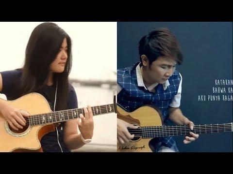 (Armada) Asal Kau Bahagia - Josephine Alexandra & Nathan Best Fingerstyle Guitars Collaboration