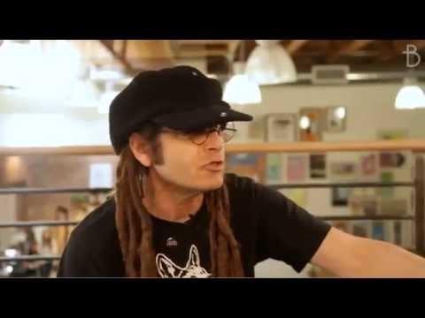 Keith Morris Interview at Fingerprints Recordstore