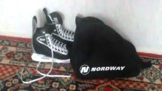 Обзор на хоккейные коньки Nordway Boston