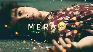 💔Tere Ishq Ne Saathiya Mera Haal Kya Kar Diya💔 || 😢Sad Whatsapp Status😢 || Mall Version #RSCrew