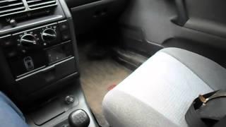 сигнализатор не пристегнутого ремня ВАЗ 2110 - ВАЗ 2112
