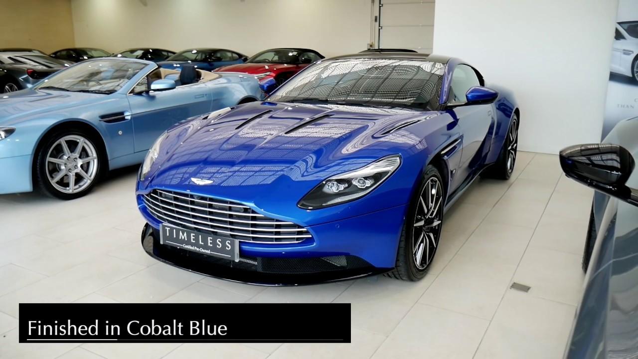 Aston Martin Edinburgh Db11 V12 Youtube