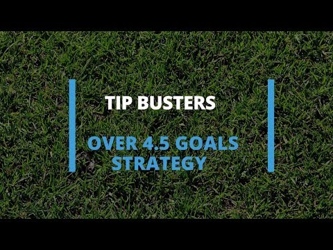 Football Betting Strategy Video | Over/Under 4.5 goals