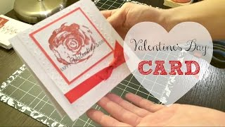 """Valentine's Day Card 