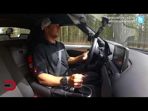 0-60 mph Test: 2016 Mazda MX-5 Miata on Everyman Driver