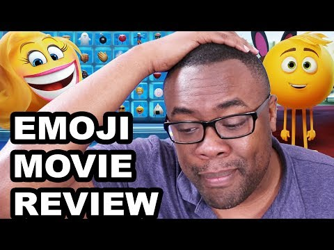 THE EMOJI MOVIE REVIEW and REAL TALK [Black Nerd]