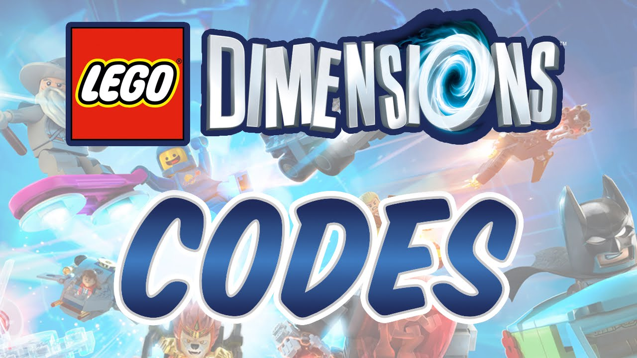 <b>LEGO Dimensions</b> - A Pair of <b>CODES</b>!! - YouTube