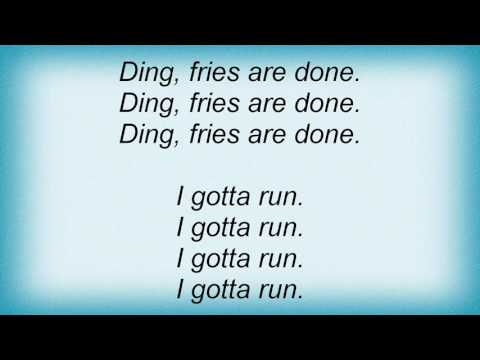 Adam Sandler - Retarded Burger King Song Lyrics